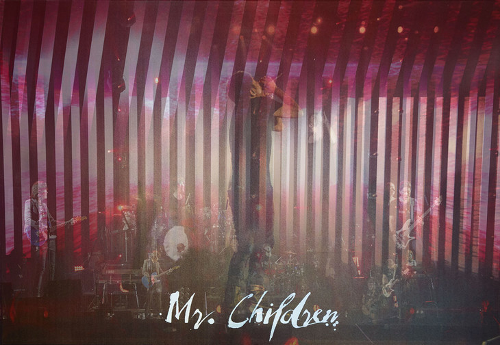 Mr.Children to release their latest Live DVD/Blu-ray in June
