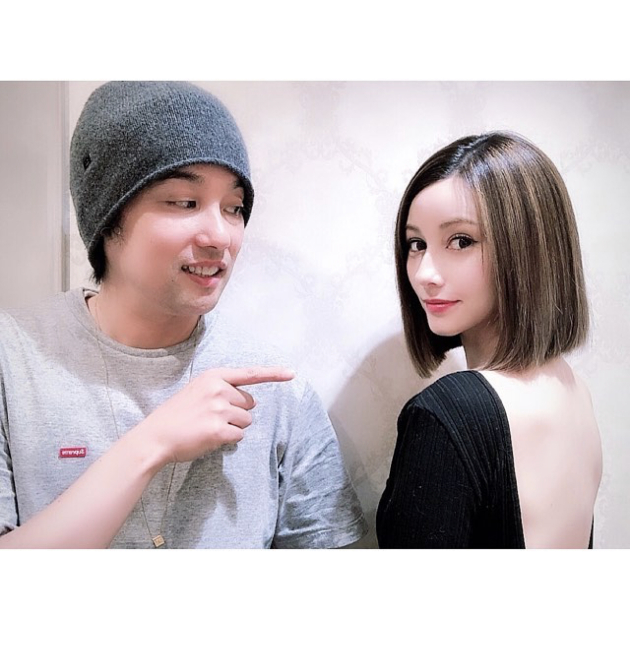 Akemi Darenogare debuts Rola-esque short hair