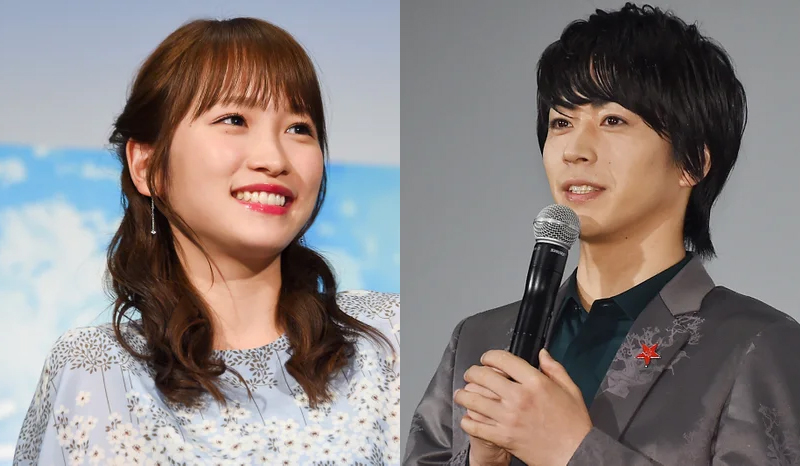 Former AKB48 member Rina Kawaei and actor Tomoki Hirose announce marriage and pregnancy