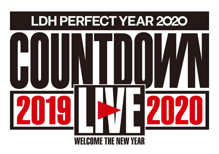 LDH to Hold First New Year's Eve Countdown Concert
