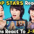 """Perfume Reacts To """"Teens React To J-pop"""""""
