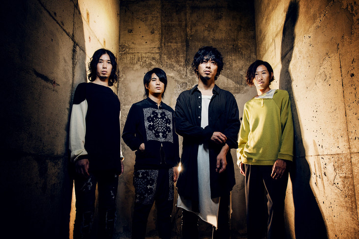 "THE BACK HORN to release New Album this Fall & PV for ""Shinzou ga Tomaru Made wa"""