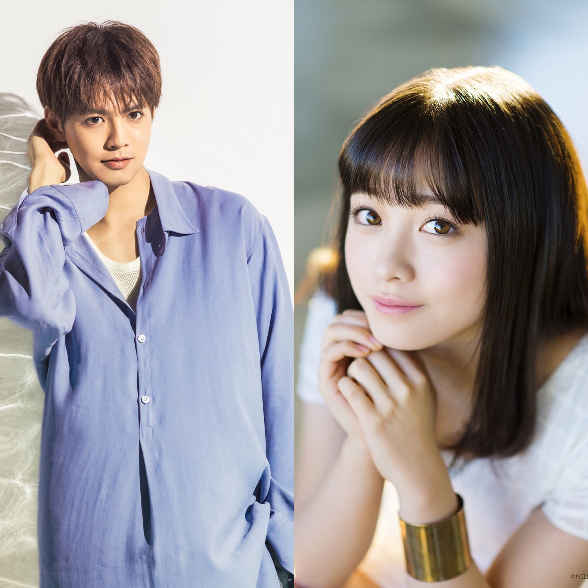 "GENERATIONS Ryota Katayose & Kanna Hashimoto star in new film ""Gozen 0 ji, Kiss Shi ni Kite yo"""