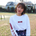 Former Morning Musume member Haruka Kudo apologizes for dragging male milk tea enthusiasts
