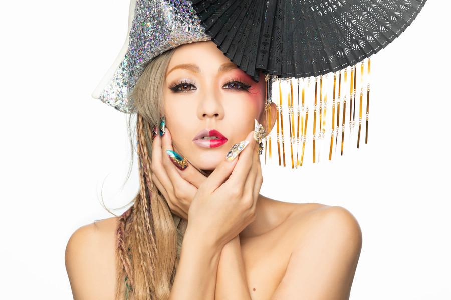 "Koda Kumi Covers Hiromi Go's ""GOLDFINGER '99"""