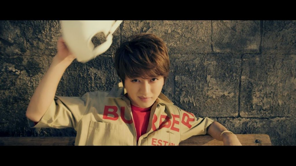"Nissy (Takahiro Nishijima) releases MV for digital single ""NA"""