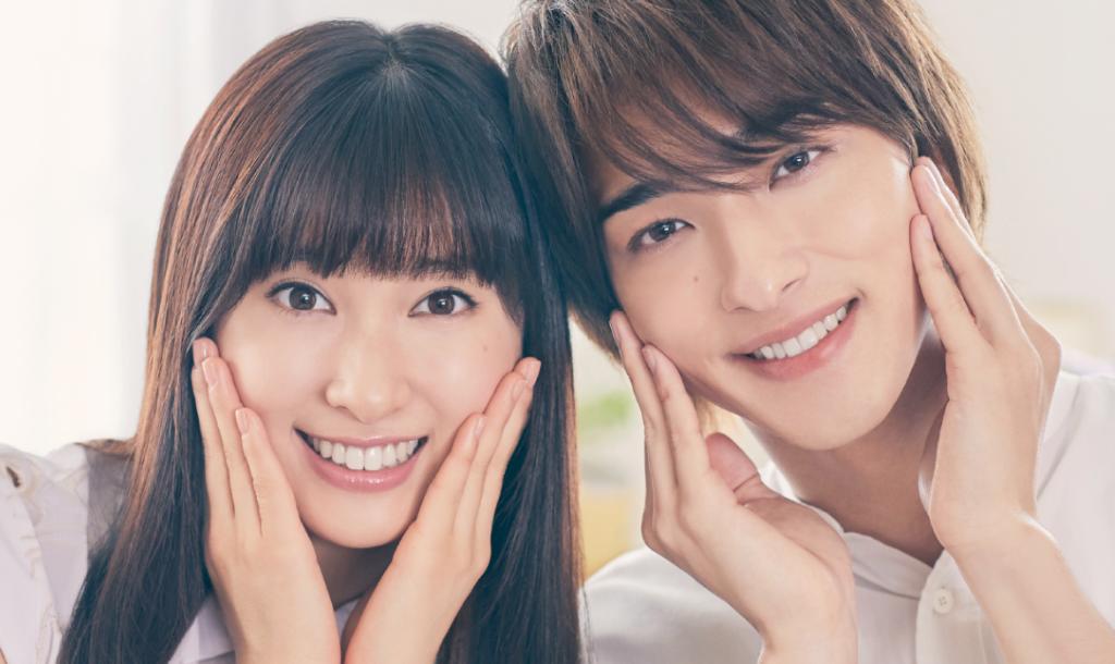 "Ryusei Yokohama & Tao Tsuchiya become a couple in CM for skincare line ""recipist"""