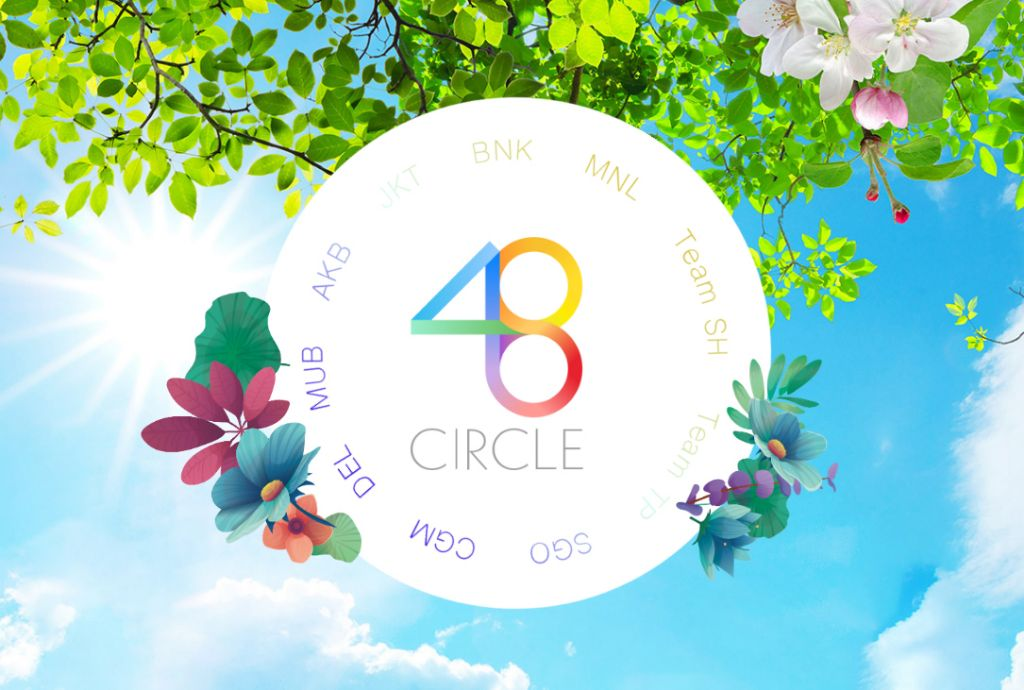 "AKS Launches International 48-Group Web Portal ""48Circle"""
