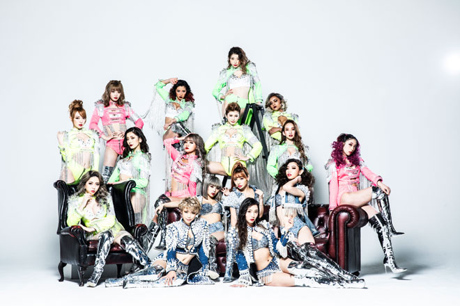 Avex Debuts Showgirl Group Revogene