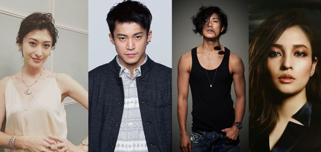 Jin Akanishi and Meisa Kuroki, Shun Oguri and Yu Yamada rumored to be moving to the USA