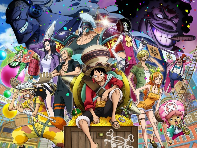 Eiichiro Oda Hopes To Complete The Main Story Of One Piece In 5 Years Arama Japan