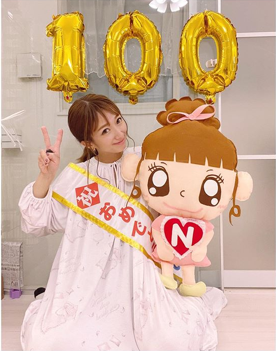 Nozomi Tsuji surpasses 1 million followers on Instagram