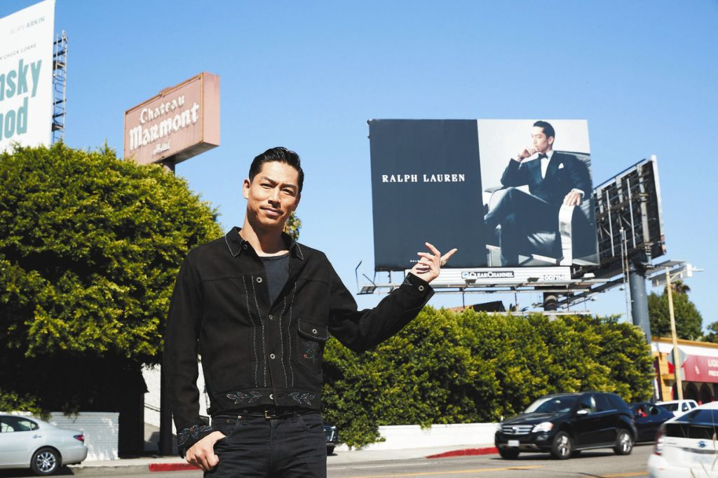 EXILE AKIRA Becomes Ralph Lauren's First Asian Global Model