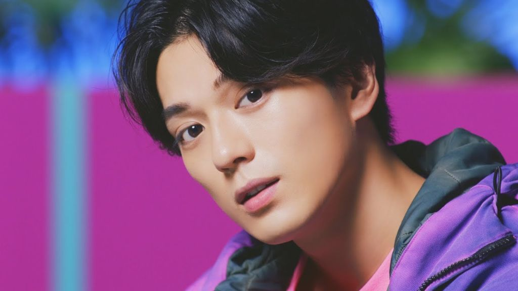 Mackenyu Arata wants you to drink Milk Protein