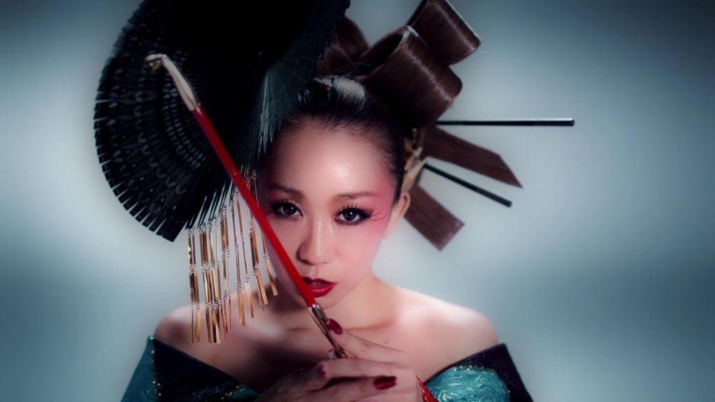 "Watch Koda Kumi ""make her booty dip"" in her MV for ""STRIP"""