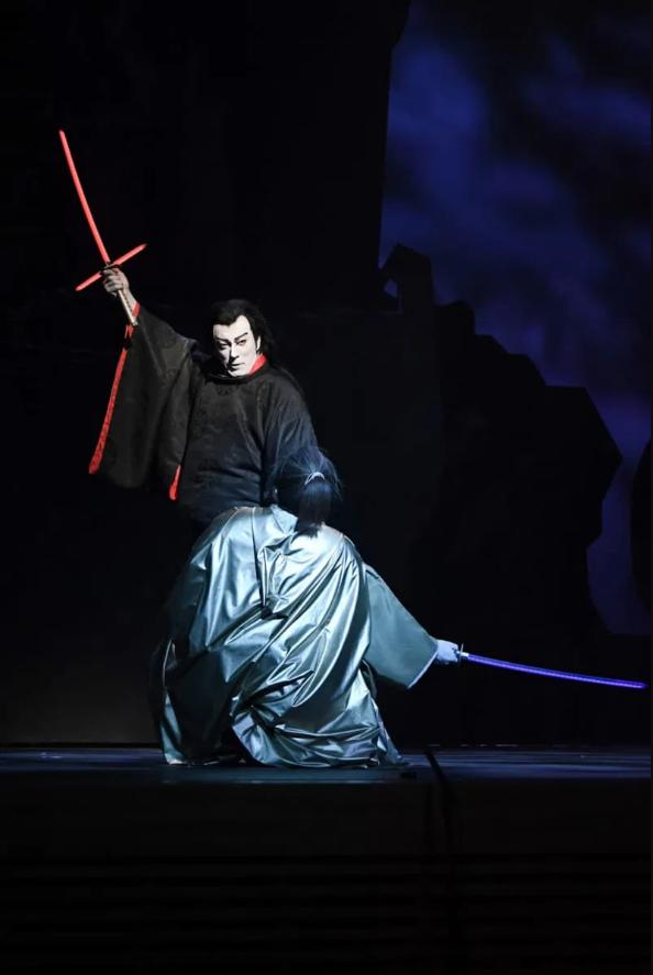 """""""Star Wars Kabuki"""" Makes It's Stage Debut"""