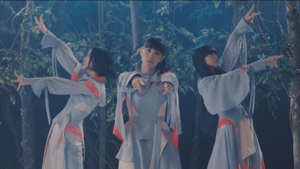 "Perfume Revisits the Past in ""Saisei"" MV"