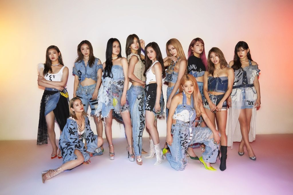 E-girls to disband in 2020