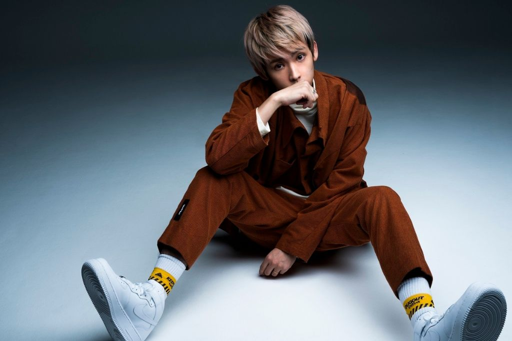 "SALU to Release New Album ""GIFTED"""