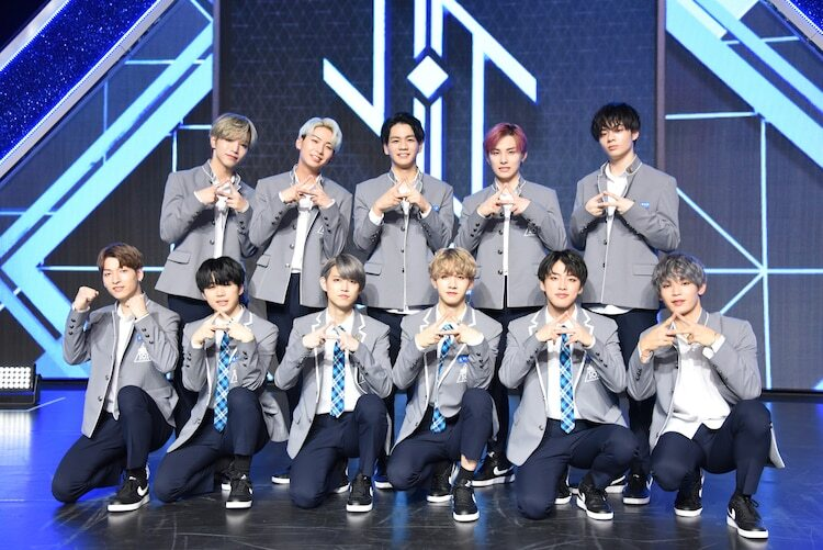 PRODUCE 101 JAPAN Reveals Its Winning Group