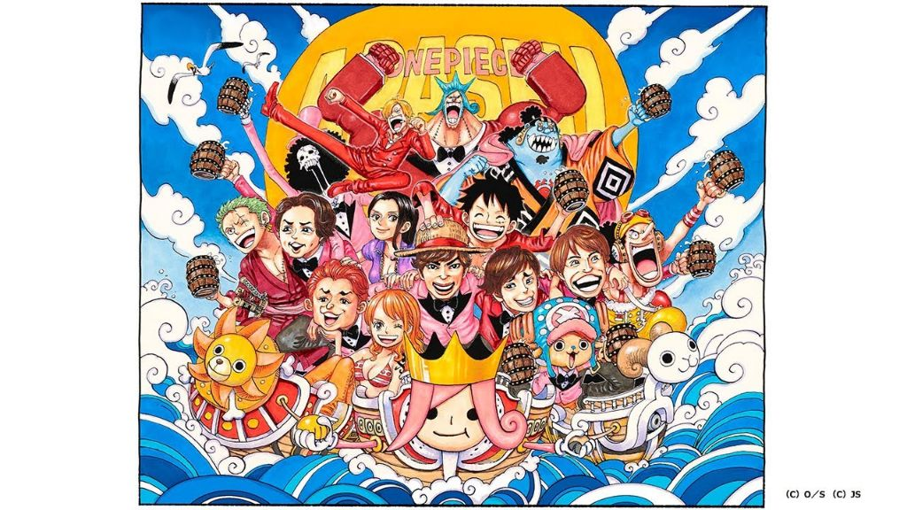 "Arashi drops ONE PIECE music video collaboration for ""A-RA-SHI : Reborn"""