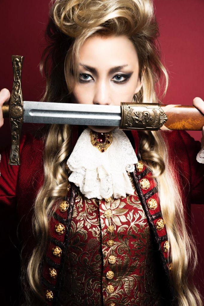 "Mika Nakashima and MIYAVI Team Up for ""Innocent Rouge"""