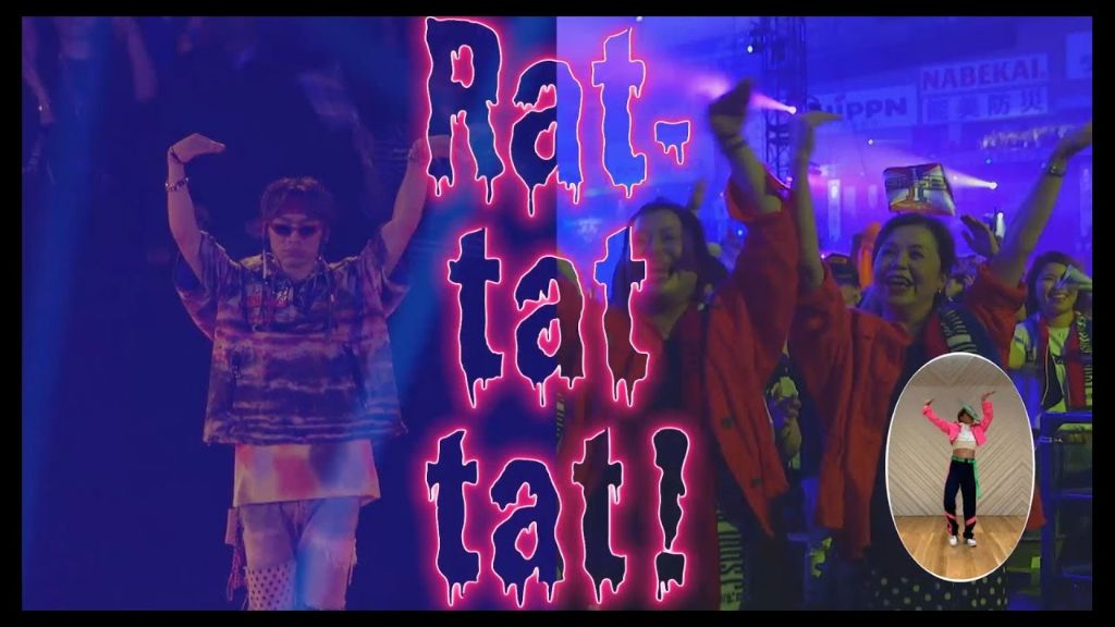 "Sandaime J SOUL BROTHERS Want You To Learn The Dance To ""Rat-tat-tat"""