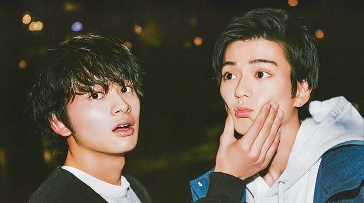 "Mackenyu Arata & Takumi Kitamura sing the theme to ""Our 30 Minute Sessions"""