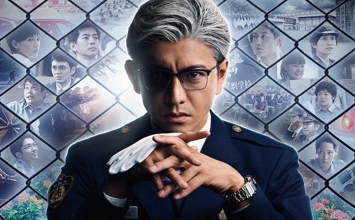 """Takuya Kimura Dons Grey Hair for TV Film """"Kyojo"""""""
