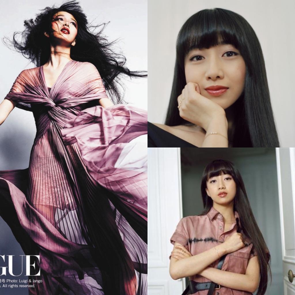 Takuya Kimura & Shizuka Kudo's eldest daughter Cocomi makes modeling debut