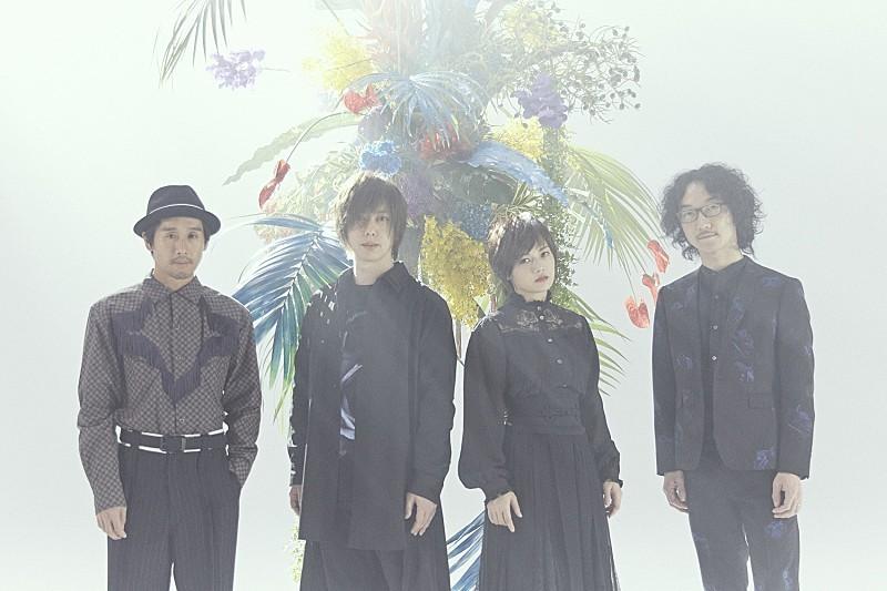 "FLOWER FLOWER to release their Third Full-Length Album ""Target"""