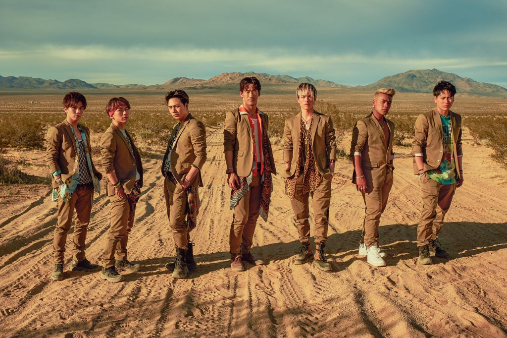 "Sandaime J SOUL BROTHERS return with ""Movin' On"" MV"