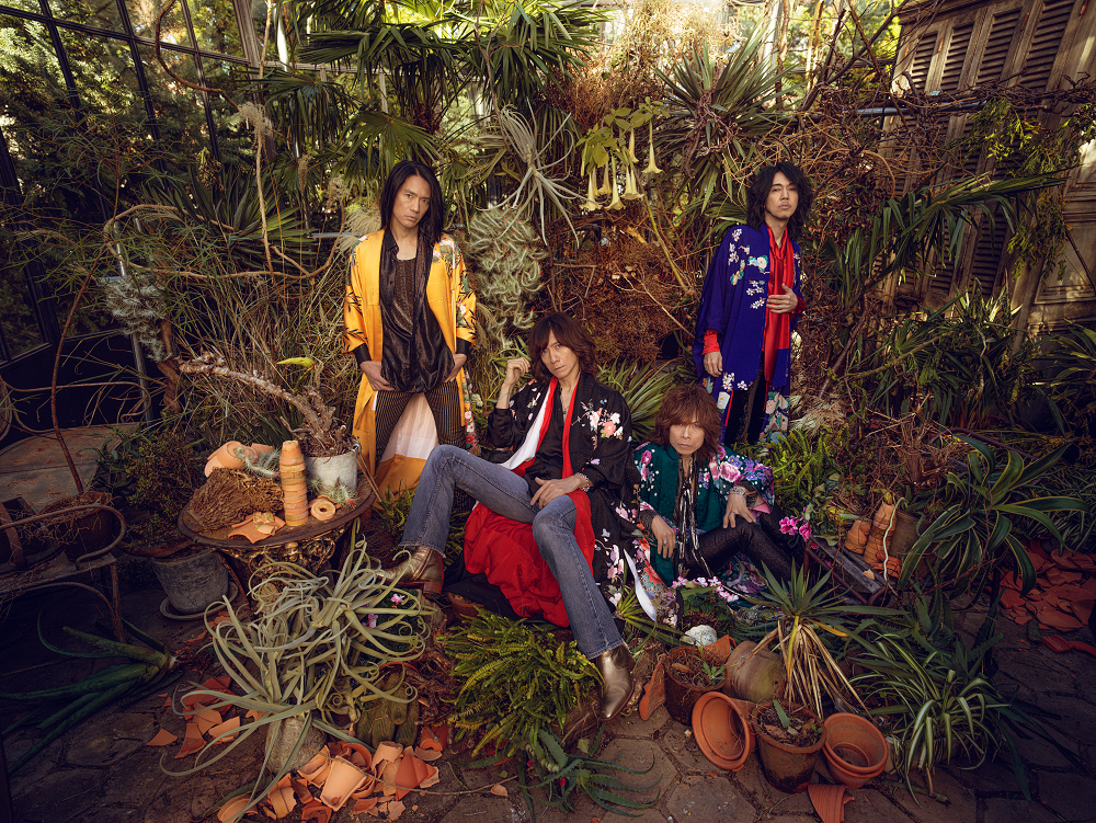 """THE YELLOW MONKEY hold onto hope in their Music Video for """"Mirai wa Minaide"""""""