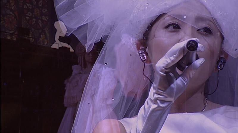 "Ayumi Hamasaki Releases 50 Minute ""M"" Live Video"
