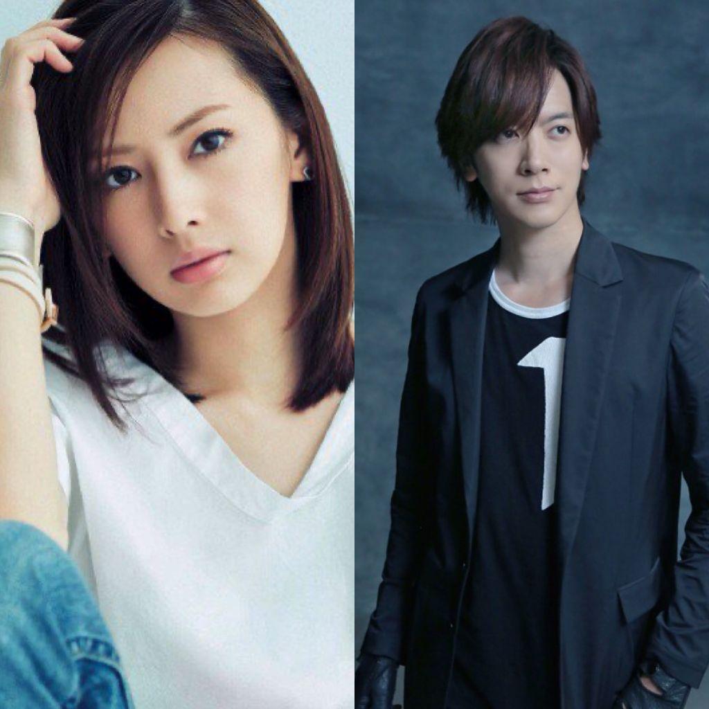 Keiko Kitagawa & DAIGO are expecting a child!