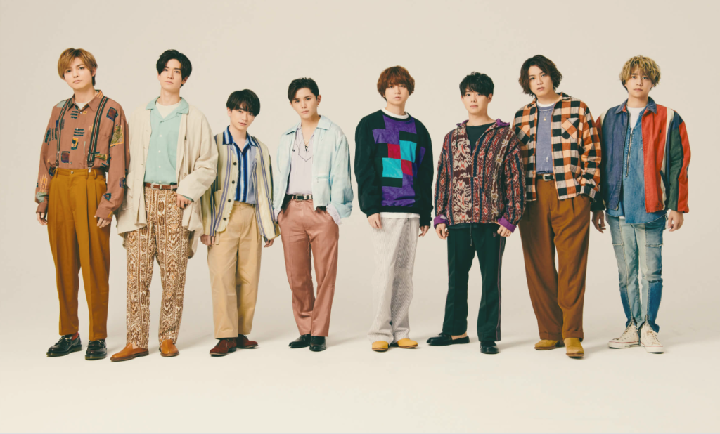 "Hey! Say! JUMP announce new single ""Last Mermaid…"" & song ""Love me PLZ"""