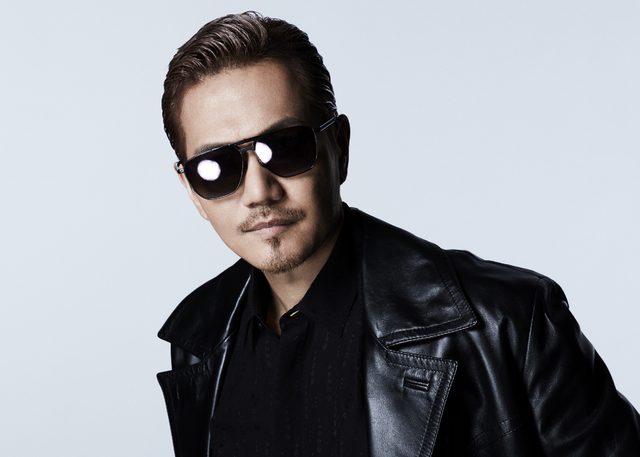 """EXILE ATSUSHI to release 4th solo album """"40 ~forty~, features collabs with AI and Koda Kumi"""