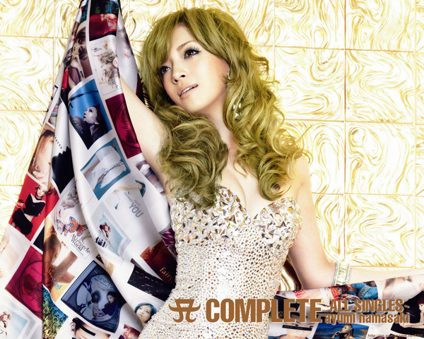 "12 years after release Ayumi Hamasaki's ""A COMPLETE"" is  currently Oricon's 5th best selling digital album of 2020"