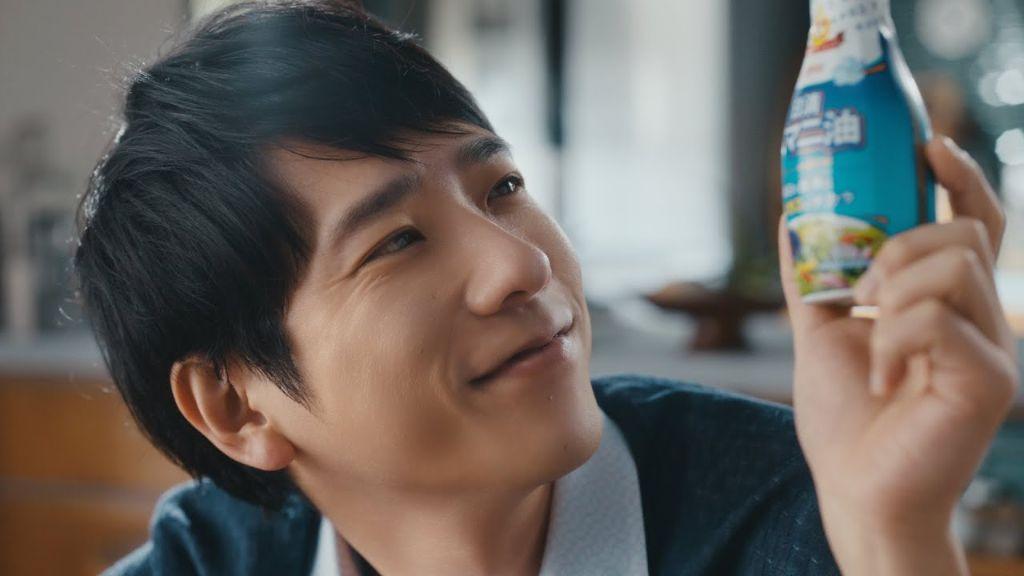 Watch Kazunari Ninomiya's cute new CM for Nisshin's OilliO products