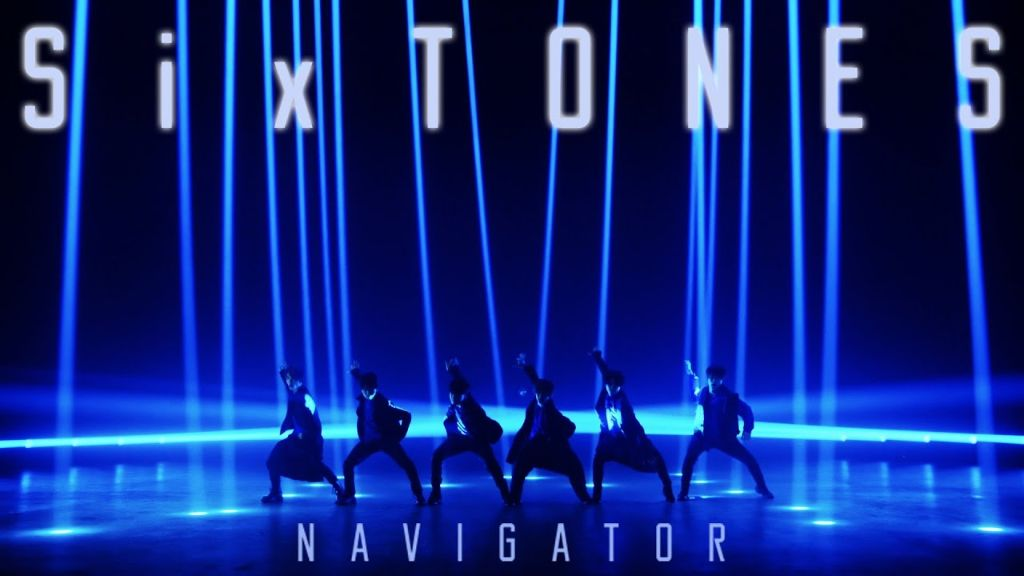 "Watch SixTONES in their cool new MV for ""NAVIGATOR"""
