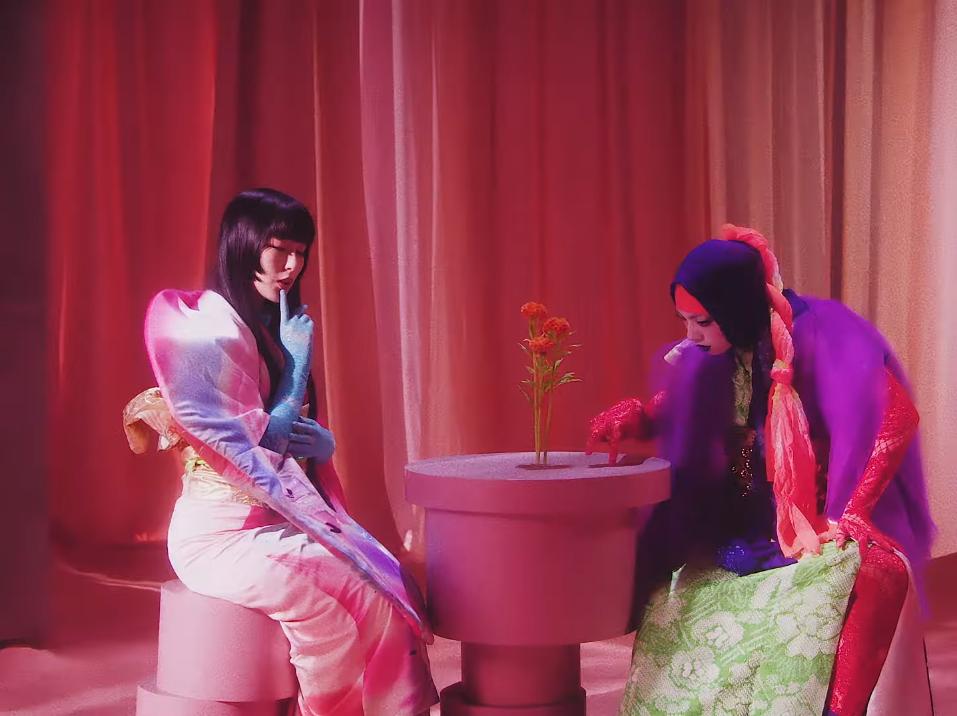 """Watch DAOKO's aesthetic MV for """"anima"""""""