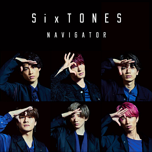 "SixTONES sell over 515k in just 2 days with their 2nd single ""NAVIGATOR"""