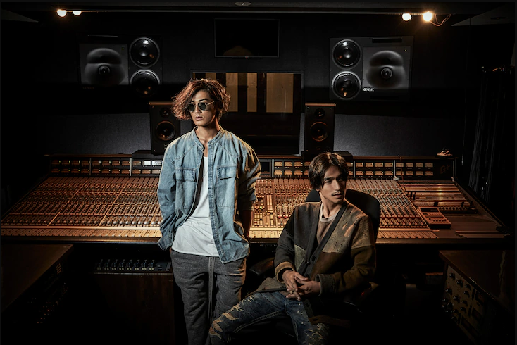 "Watch Jin Akanishi & Ryo Nishikido (N/A)'s MV for ""NO GOOD"""