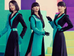 "Perfume release visuals for 31st single ""Time Warp"""