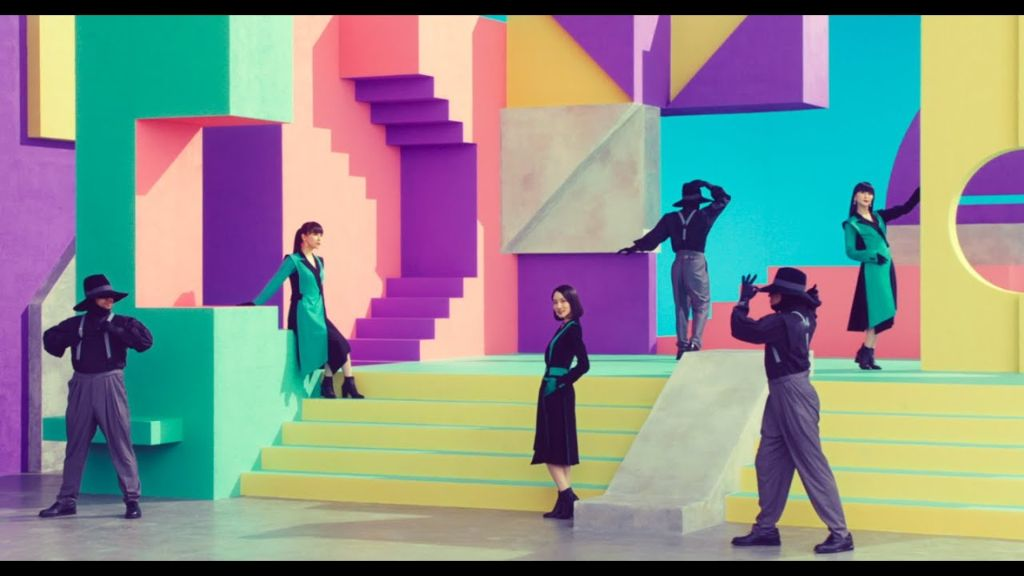 "Watch Perfume's new MV for ""Time Warp""!"