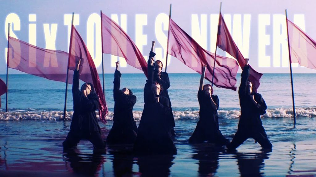 """SixTONES enters into a """"NEW ERA"""" with new MV!"""