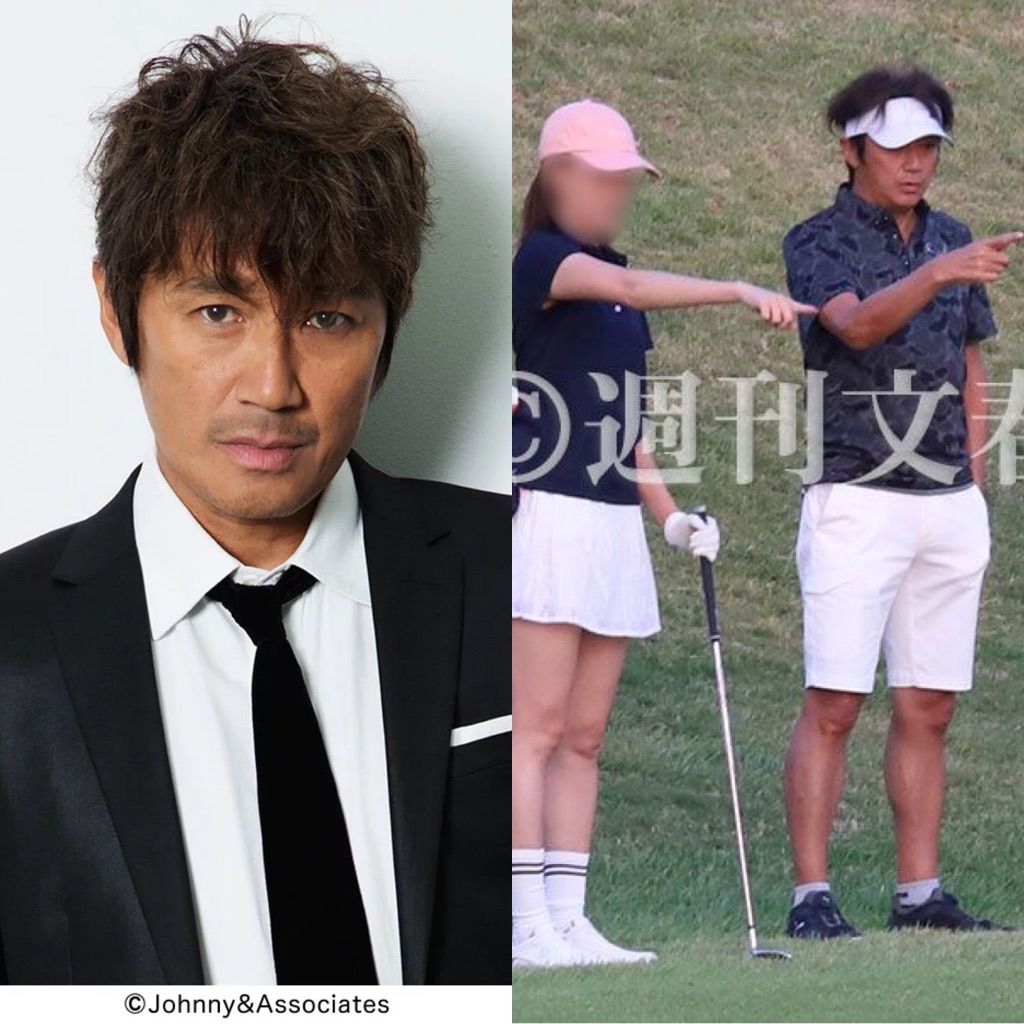 Johnny's veteran Masahiko Kondo (Matchy) has been cheating on his wife for 5 years