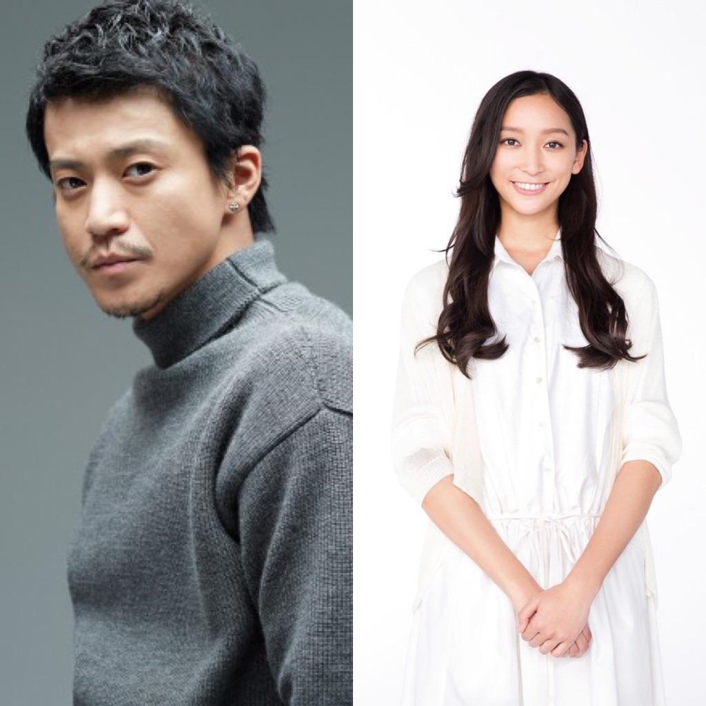 "Shun Oguri & Anne Watanabe to star in new drama ""Japan Sinks: People of Hope"""