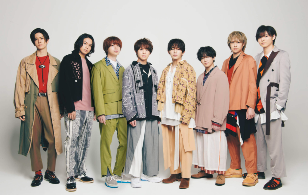"""Hey! Say! JUMP to release 8th album """"Fab! -Music speaks-"""""""
