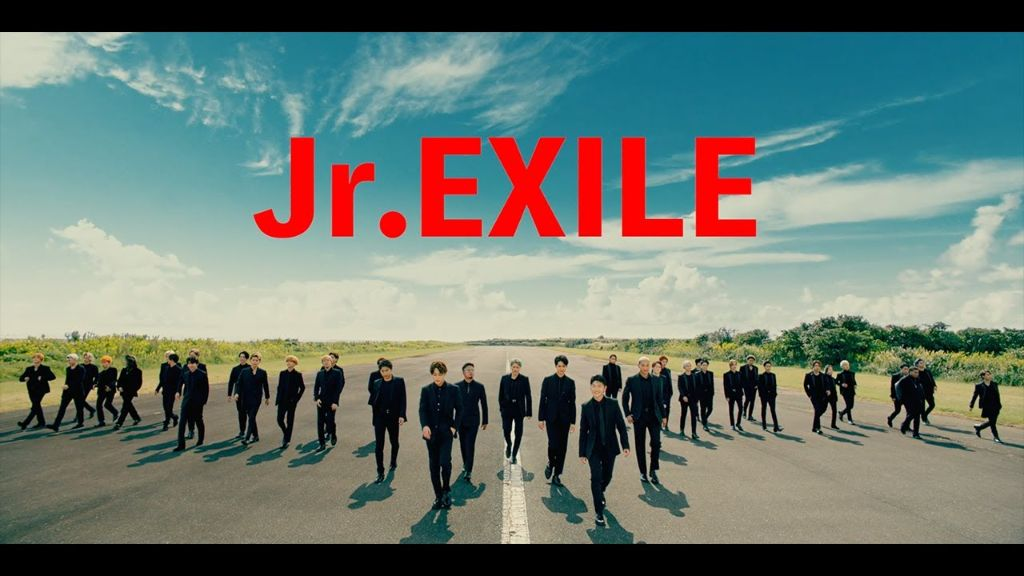 "Super group Jr.EXILE drop ""WAY TO THE GLORY"" MV"